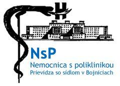 Logo Nemocnica s poliklinikou Prievidza so sídlom v Bojniciach
